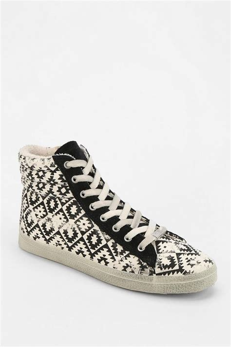 and zozi shoes zozi gypster geo print high top sneaker sweet