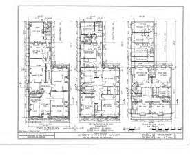 historic floor plan info