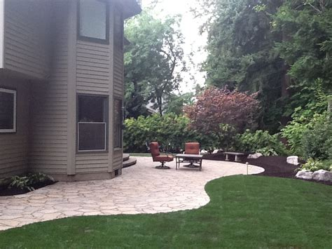 patio landscape designs for small yards