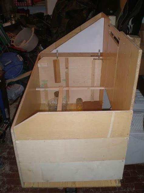 come costruire una gabbia per galline come costruire un pollaio con materiali di recupero pochi