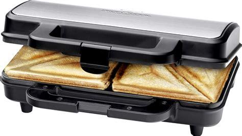 Krups Sandwich Toaster Proficook Pc St1092 Sandwichtoaster Xxl 900w Real