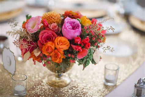 flower arrangement ideas for 50th wedding anniversary