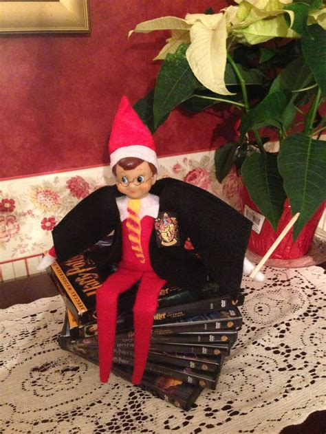 elf on the shelf harry potter printable elf on the shelf harry potter elf on the shelf pinterest