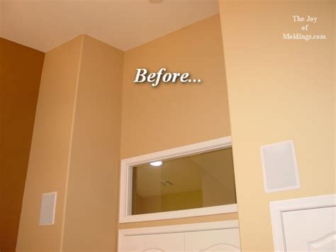 Crown Molding On High Ceilings by Ceiling Crown Molding