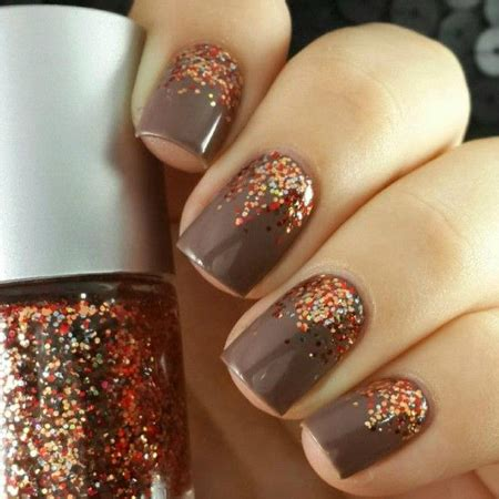 the best nail color for latinas thanksgiving day nail art diy manicure ideas for fall