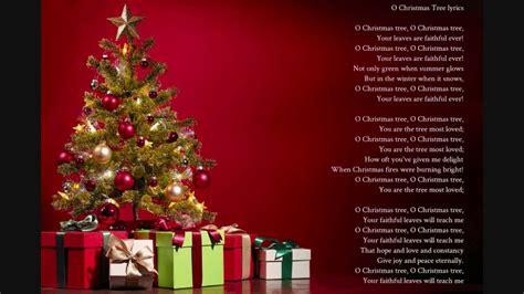 o christmas tree german o tree lyrics traditional german folk song
