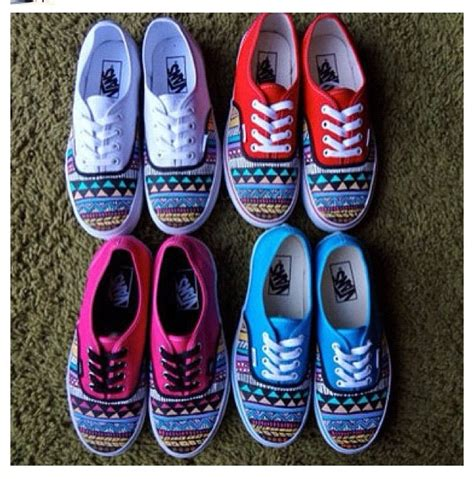 aztec pattern vans pinterest discover and save creative ideas