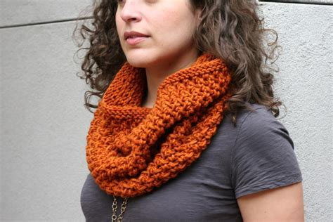 cowl pattern chunky yarn ways to knit donate to a good cause without even casting on