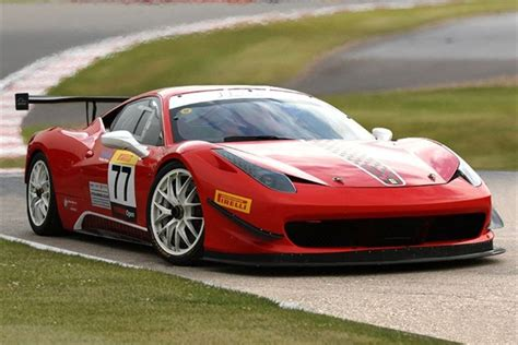 Ferrari 458 Challenge by This Used Ferrari 458 Challenge Is The Ultimate Track Toy
