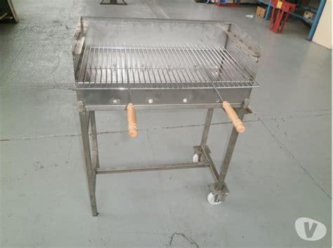 Grille Pour Barbecue Sur Mesure En Acier Inox by Barbecue Inox Clasf