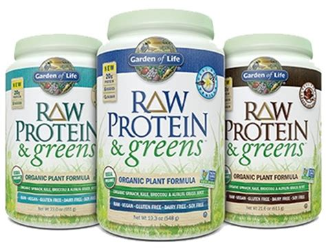 Garden Of Protein And Greens Herbal Health Gt Garden Of Gt Protein Greens 20 Servings