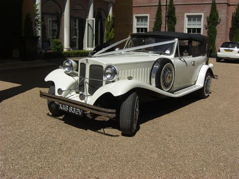 Wedding Car Uckfield by Vintage Style Beauford Beauford Wedding Car In Uckfield