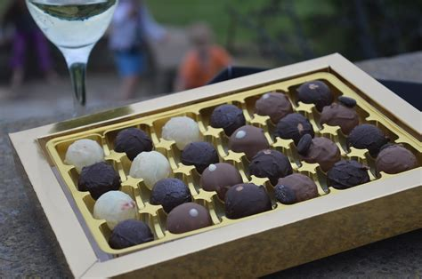 Handmade Chocolate Boxes - handmade chocolate selection box