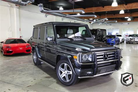 Mercedes G55 For Sale by 2011 Mercedes G55 For Sale 77488 Mcg