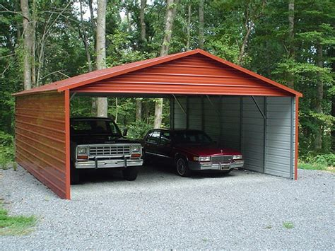 Aluminum Car Port by West Coast Carport Packages