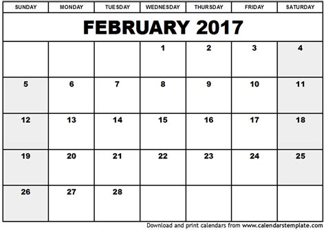 weekly calendar template excel printable weekly schedule template