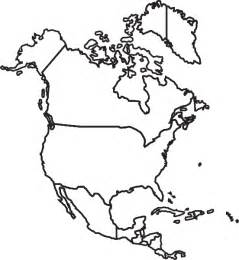 political outline map of america america map clip at clker vector clip