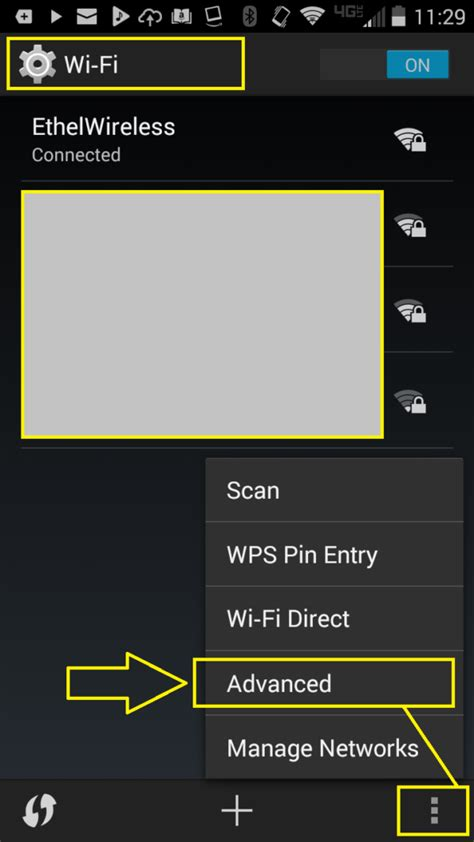 Mac Address Finder Android Fix Android Connects To Wifi Router But Not Designer Rants