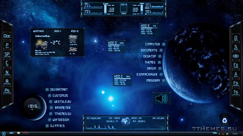 themes for windows 7 awesome thunder falls theme for windows 7