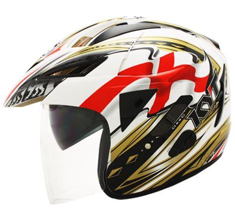 Helm Kyt Galaxy Visor Iannone daftar harga terbaru helm kyt half safety