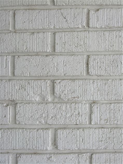 painting white brick fireplace