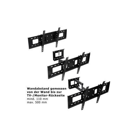 Support Mural Tv Pivotant Inclinable by Support Mural Tv Universel 26 66 Quot Lcd Led Plasma