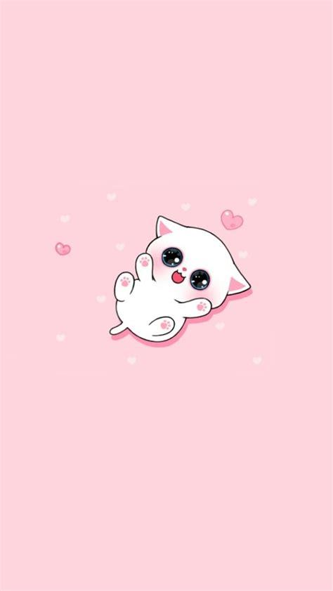wallpaper pink cartoon cute animals art baby background beautiful beauty cartoon