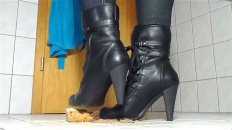 adri crush christmas cookies  high heel booties youtube