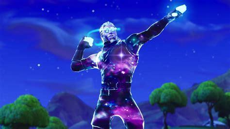fortnite la galaxy skin  stata rimossa ai giocatori che
