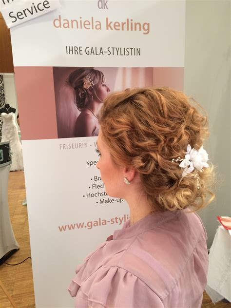 Locken Hochzeit by Frisur Zur Hochzeit Mit Locken Und Braut Haarschmuck