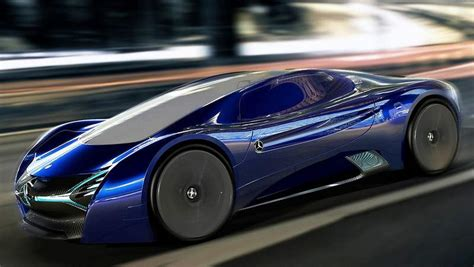 mercedes supercar concept wordlesstech elk mercedes electric concept car
