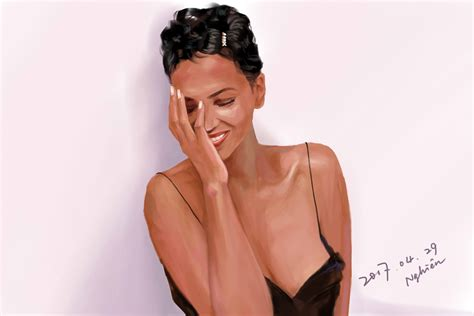 berry by icedp0p on deviantart halle berry by thanksdannie on deviantart