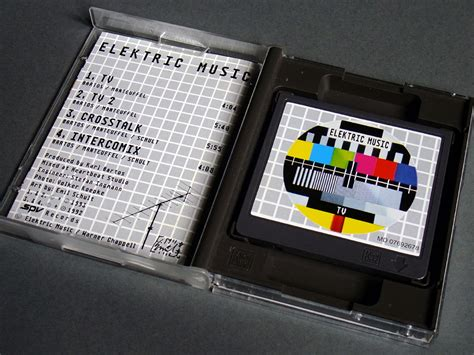 tv music elektric music tv german minidisc spv 076 92678 1993