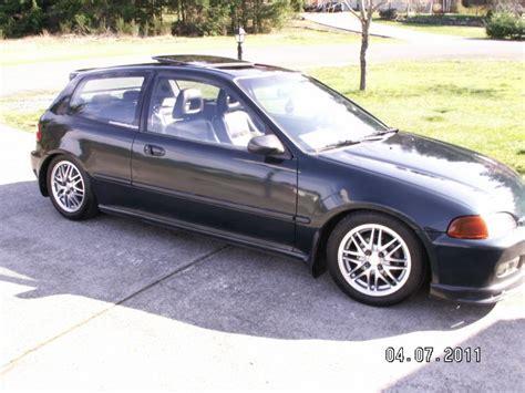 hatch motors 1993 honda civic si hatch new motor honda tech honda