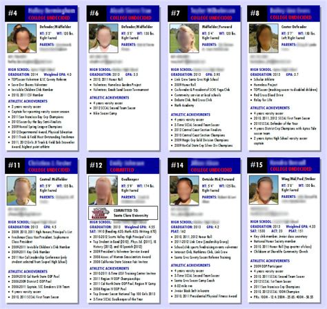 coaching profile template softball team profile template pictures to pin on