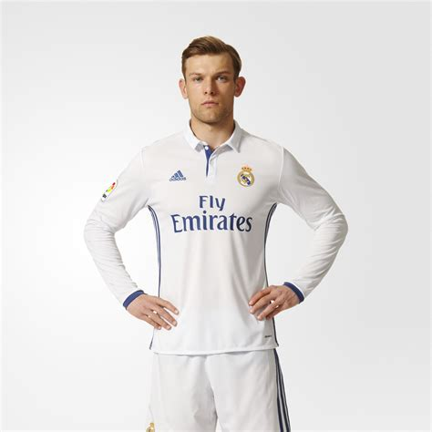 Jersey Bola Team Chelsea Home Official 17 18 Grade Ori adidas real madrid home replica jersey white adidas us