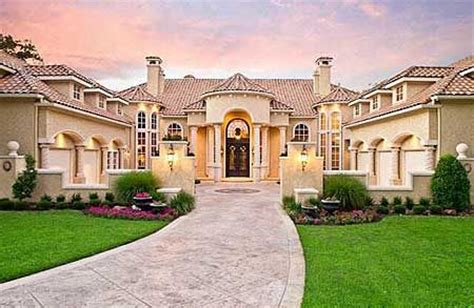 nice mansions plan 36183tx palatial estate of your own french country