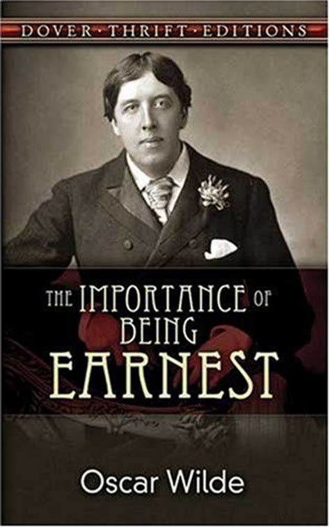 the importance of being earnest books s book spot book review the importance of being