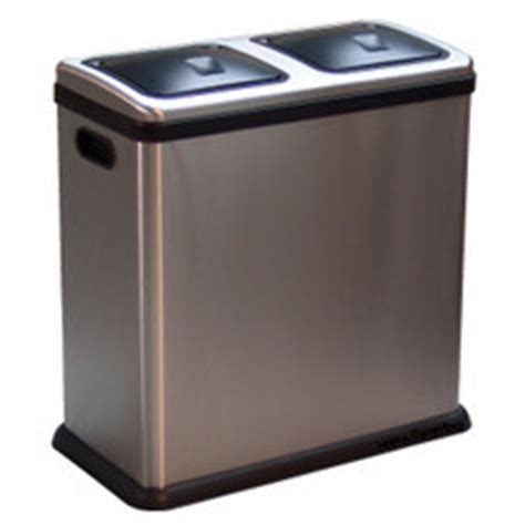 recycling bins for home recycling segregated