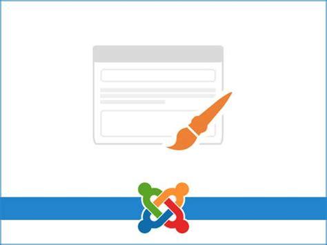 how to design joomla 3 templates