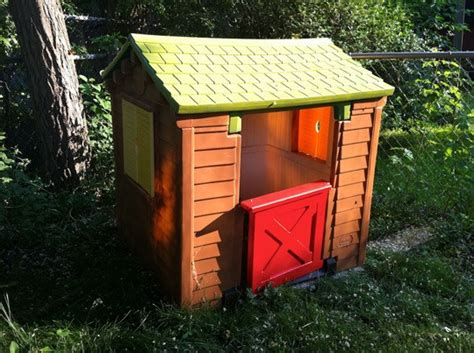 Plastic Log Cabin Playhouse by 25 Best Ideas About Tikes Playhouse On
