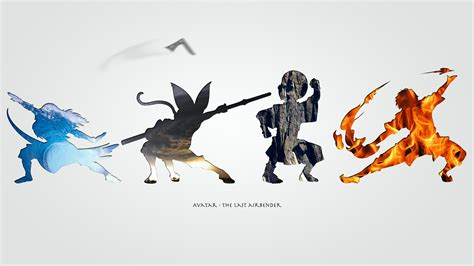 avatar the four elements by blargmode on deviantart