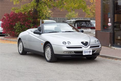 Alfa Romeo For Sale In Usa by 1996 Alfa Romeo Spider For Sale Rightdrive Usa