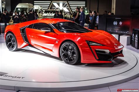 lincoln hypersport lastcarnews shanghai 2015 lykan hypersport