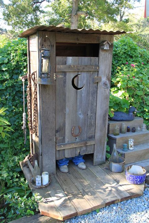 how to make an outdoor bathroom 25 best ideas about outdoor toilet on pinterest outdoor