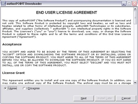 end user agreement template end user license agreement template exclusive license