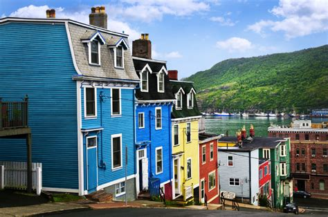 modern row houses to go up near museum district scott s canada travel st john s newfoundland a city on the move