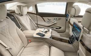 Mercedes A Class Amg Sport Interior Mercedes Maybach S Class Is Cutting Maybach S Losses
