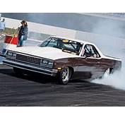 1984 Chevrolet El Camino  10 Second 84 Elky Super