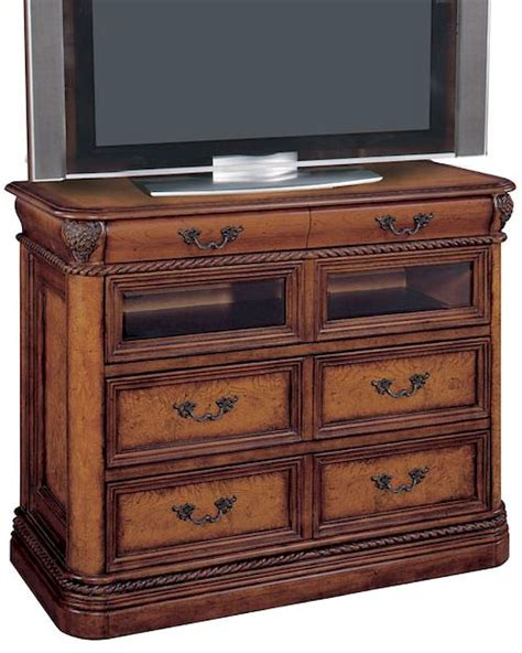 Aspen Bedroom Furniture Entertainment Chest Napa As74 485 1 Bedroom Entertainment Dresser